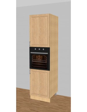 Colonna Incasso Forno per Cucina in Nobilitato Laccato H230 X L60 X P60