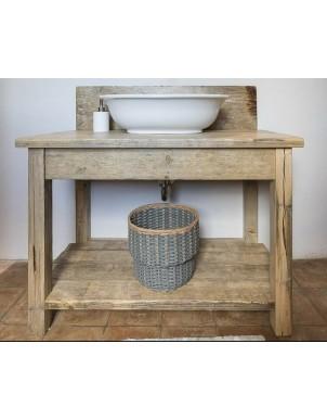 Mobile lavabo in massello Colorato