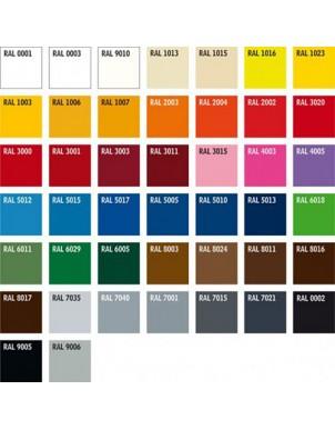 Angolo in Nobilitato Laccato Colori RAL H170/90 X L30 X P60