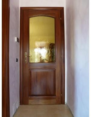 Porta in massello  - modello Sandra - 214x90/80/70