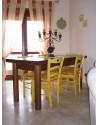 Tavolo e Sedie in Frassino e Faggio Naturale